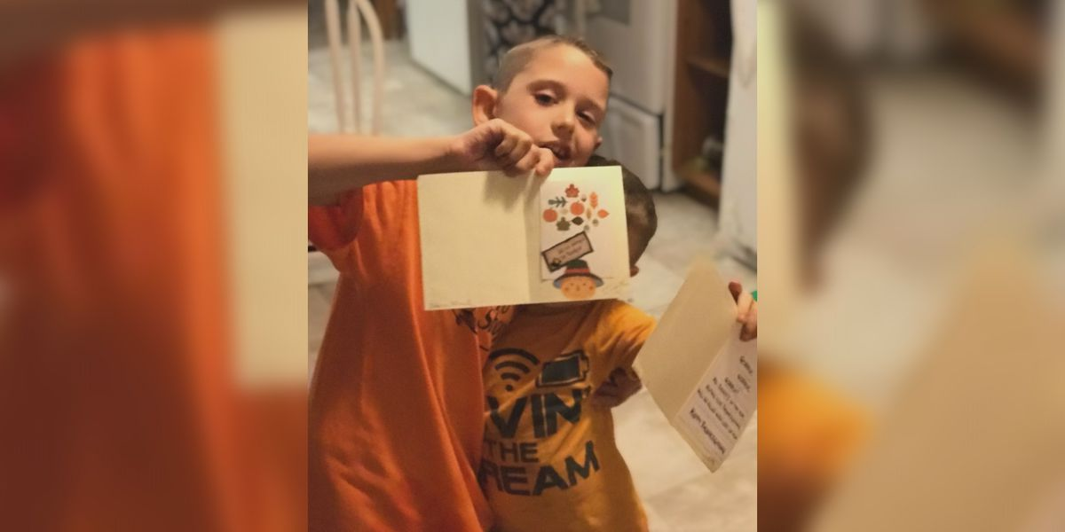 8-year-old boy with terminal brain tumor only wants you to send him cards for Christmas