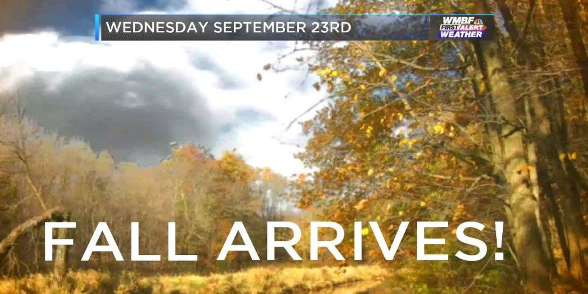 Autumn begins Wednesday and here's what you need to know
