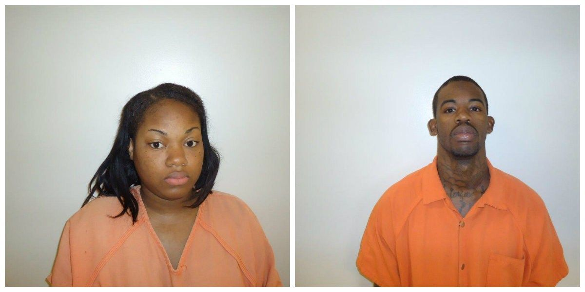 Two charged with stealing over $13K worth of items from Marion home