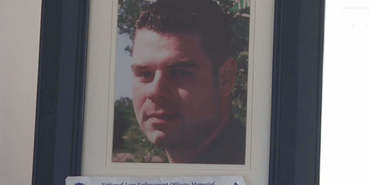 MBPD honors fallen officer 15 years after death