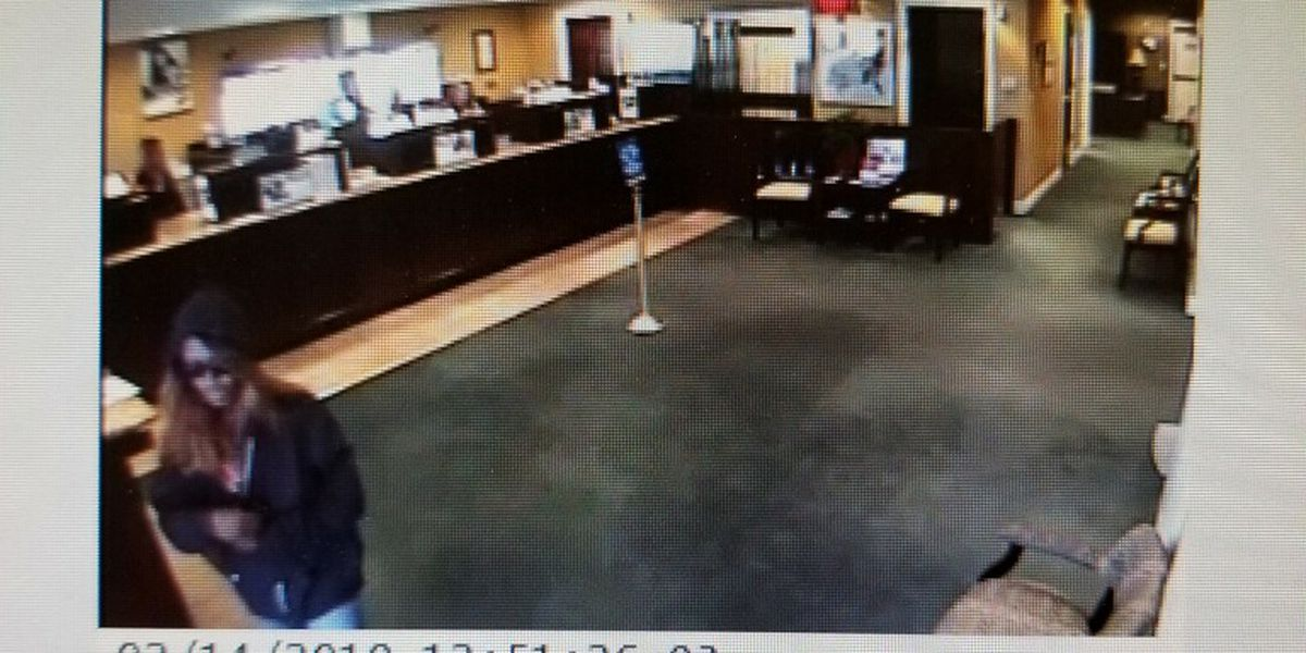 Police release photo of suspect in Loris bank robbery