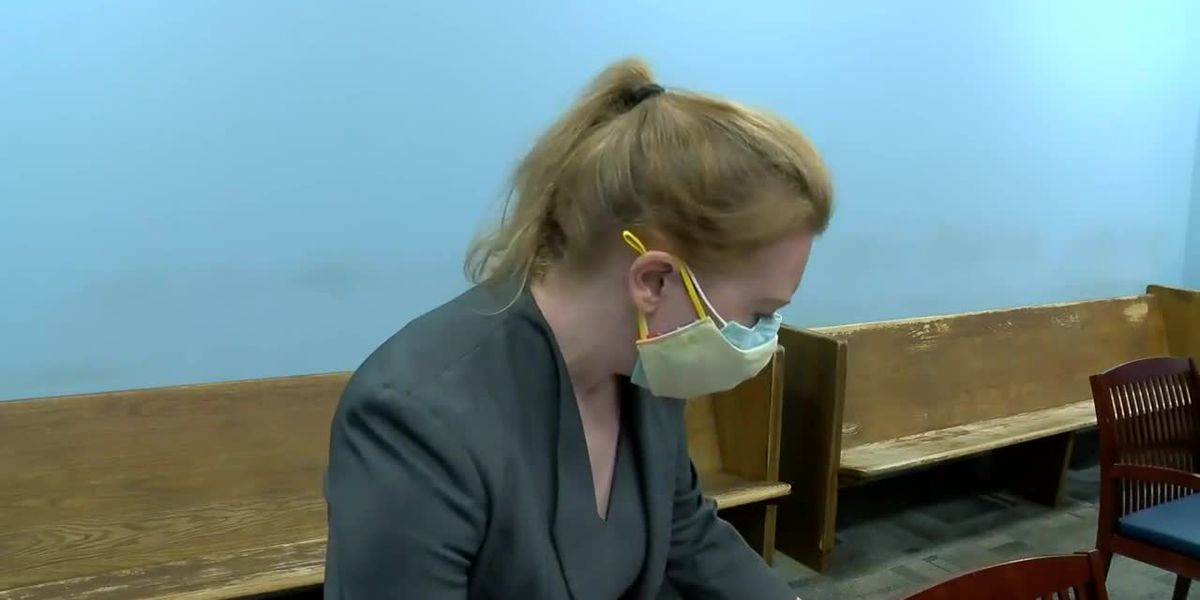 RAW: Bond hearing for Meagan Jackson on child neglect charges