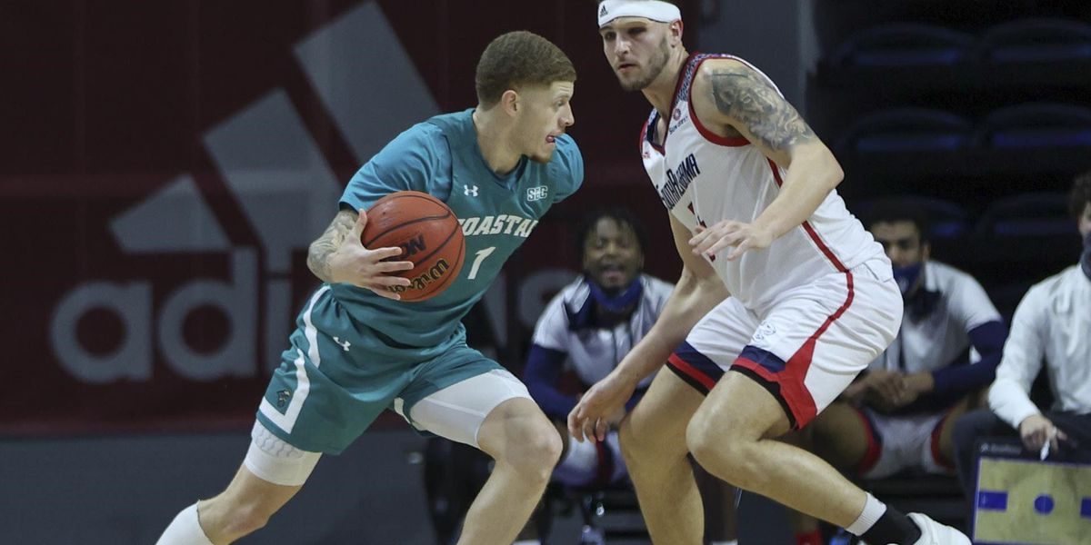 Cold-shooting Chants fall at South Alabama, 71-65