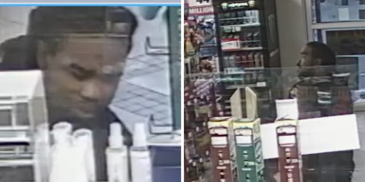 Florence police search for those who robbed person in convenience store parking lot