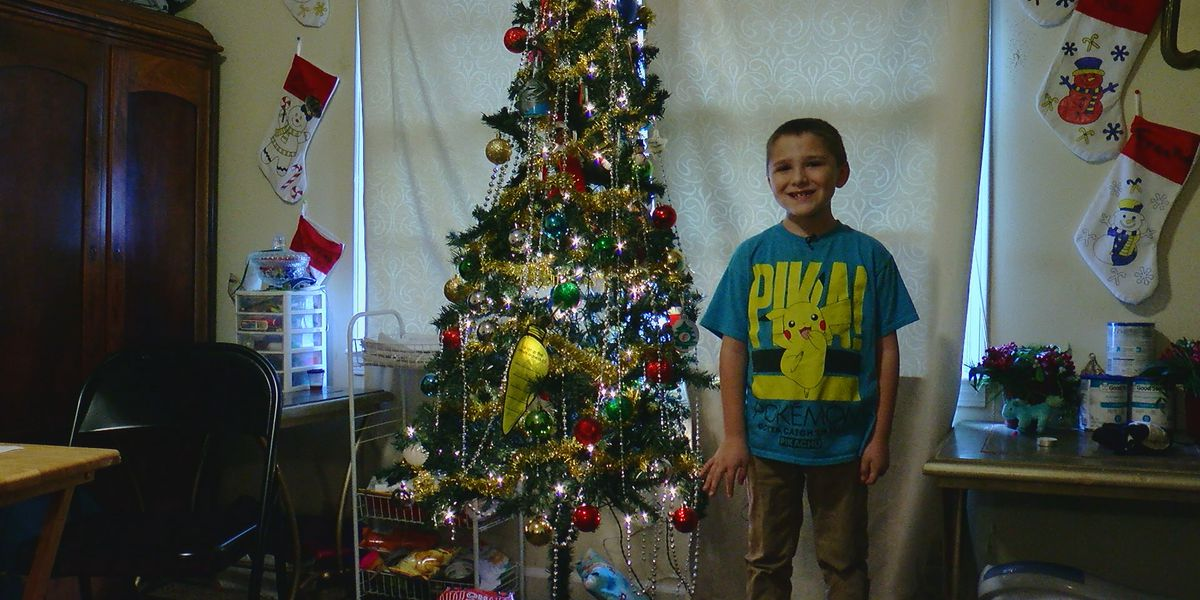 'I hope you be happy and joyful to Santa': Angel Tree recipient shares Christmas joy