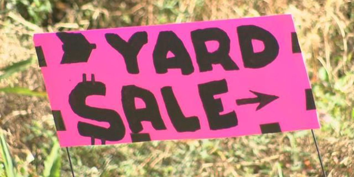 Downtown Conway to host community yard sale