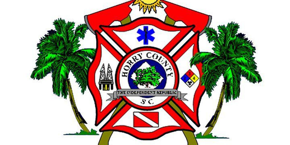 Horry County Fire Rescue reminds public to stay off roads in flooded areas