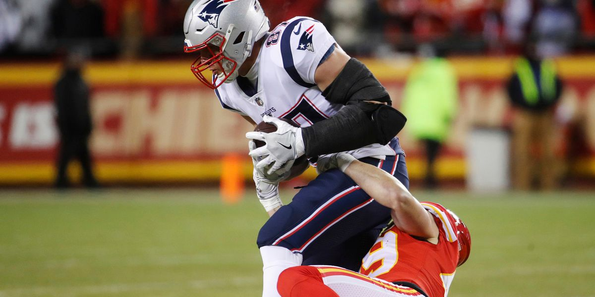 Pats grind for 7-0 lead vs Chiefs on first drive
