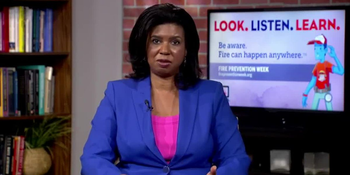 Today's Topic: Tips for preventing a fire