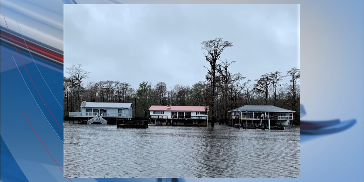 DNR urges boaters to use caution along Intracoastal Waterway, Waccamaw River due to flooding
