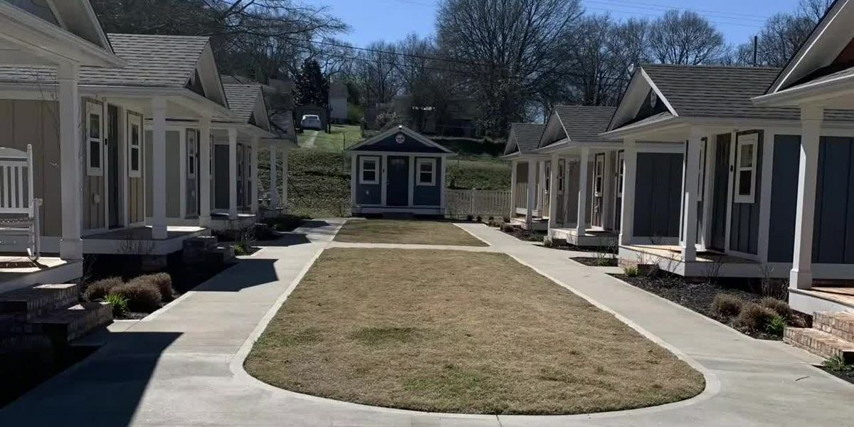 House of Hope plans to build a tiny home community for homeless families
