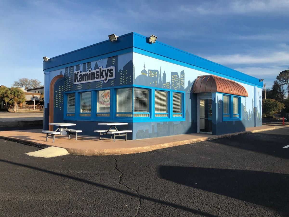 NYC-style deli set to open in North Myrtle Beach