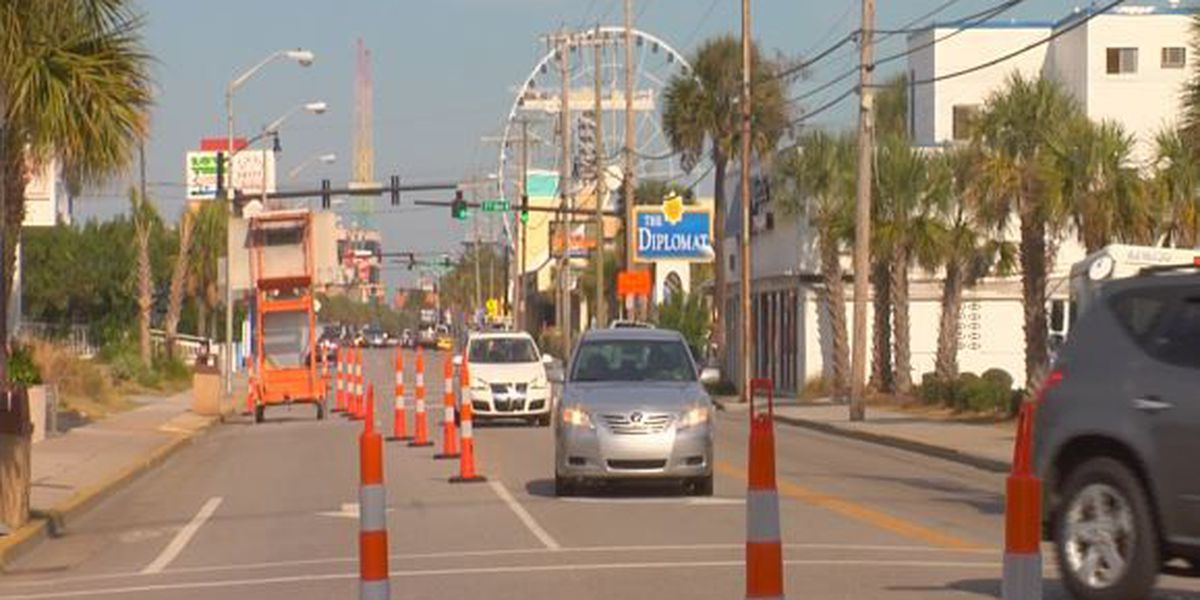 Group findings to be a fresh start for downtown Myrtle Beach