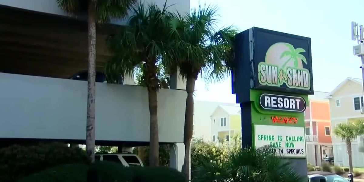 Myrtle Beach orders hotels, rentals to stop accepting new reservations; asks most visitors to leave by Sunday