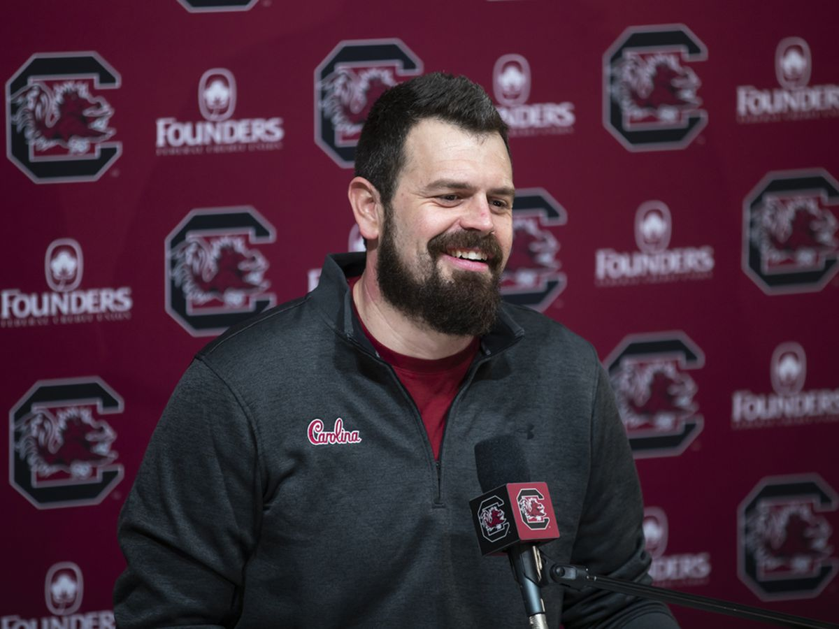 Day ready to mold Gamecocks on and off the field as strength and conditioning coach