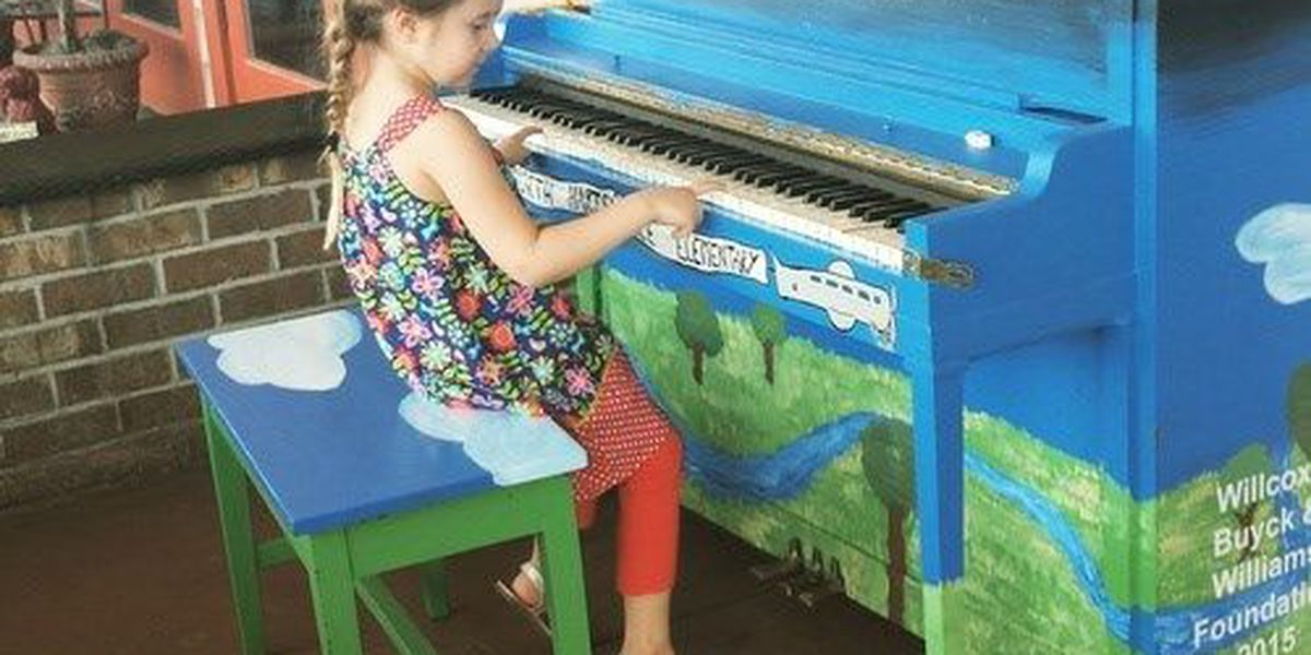 Piano project returns to Florence