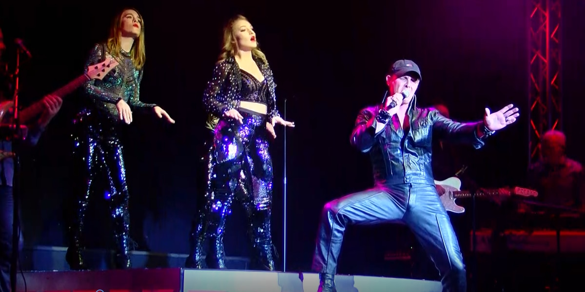 Legends in Concert puts stars on the stage for first time in more than a year