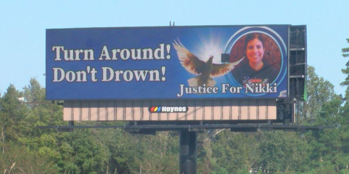 Billboard honors woman who drowned in HCSO transport van