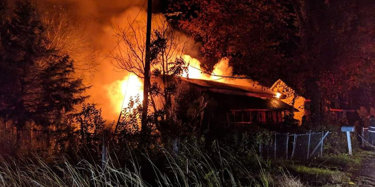 No injuries reported after fire in Timmonsville