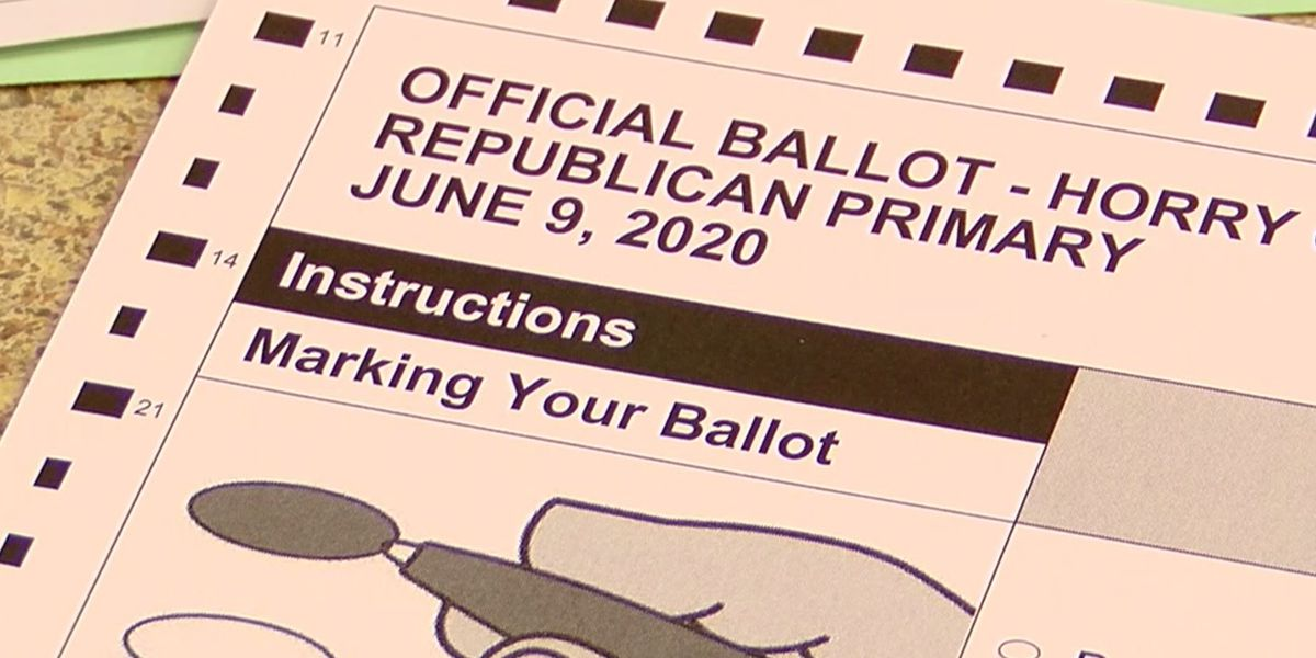 Horry County election officials expect to set record for mailed absentee ballots
