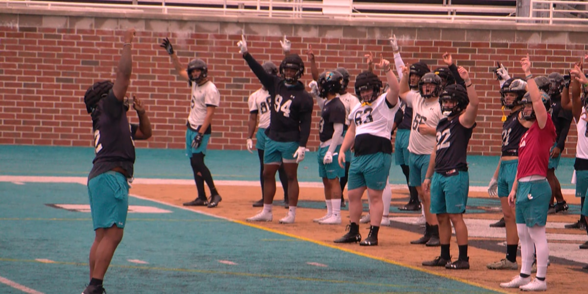 'Ain't no magic:' Chants say 2020 was product of hard work as they open spring practice