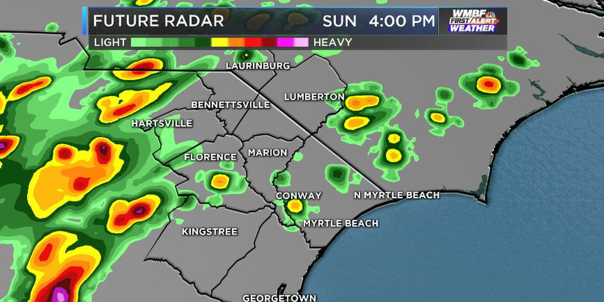 FIRST ALERT: Drier tonight before rain chances return Sunday
