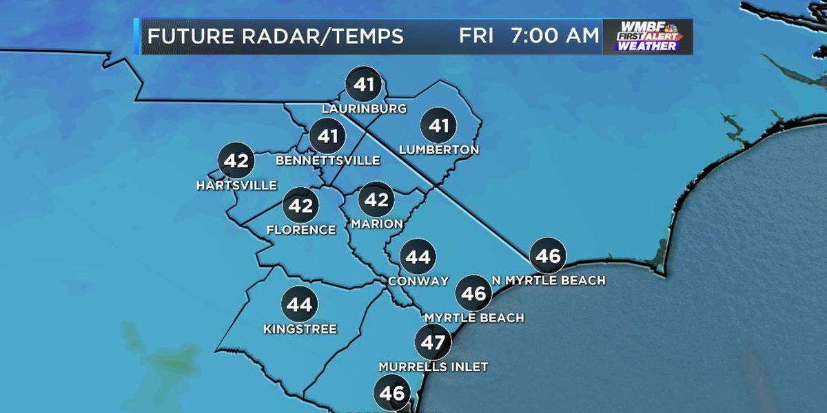 FIRST ALERT: One more warm day ahead of the next cool down