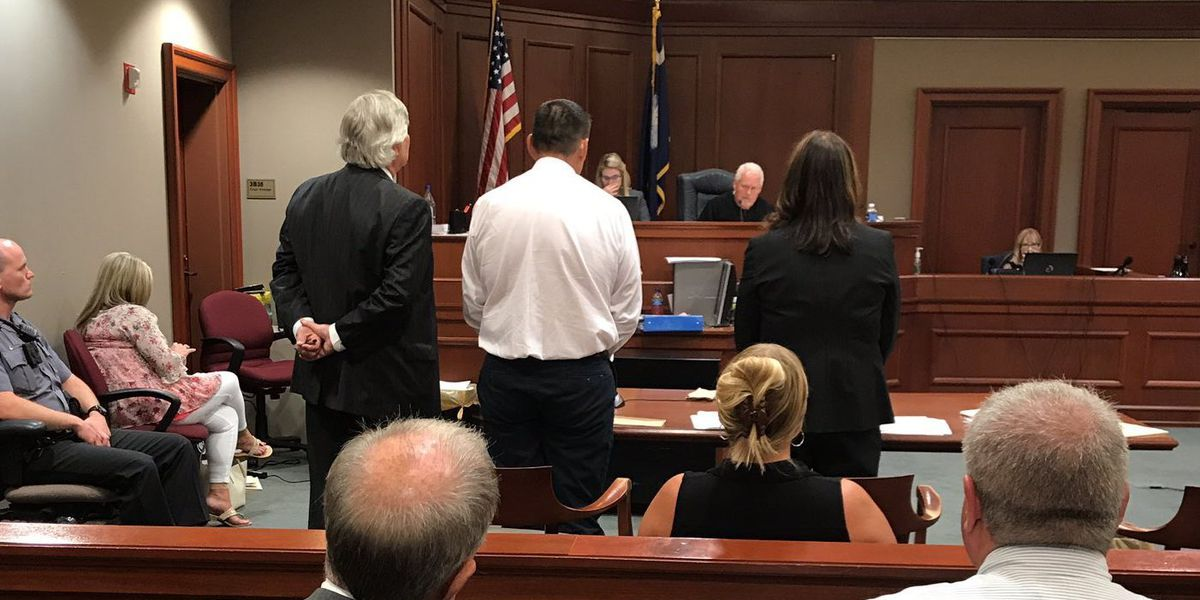Louisiana man pleads guilty in Horry Co. crash that killed two NC girls