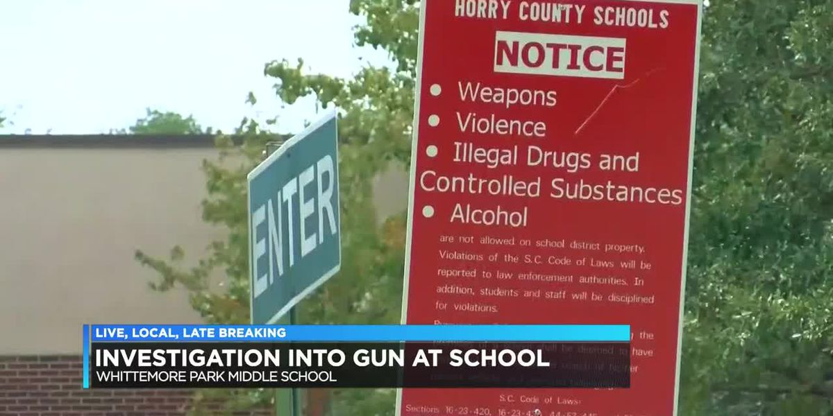 'Human error' led to gun making it through school security checkpoint