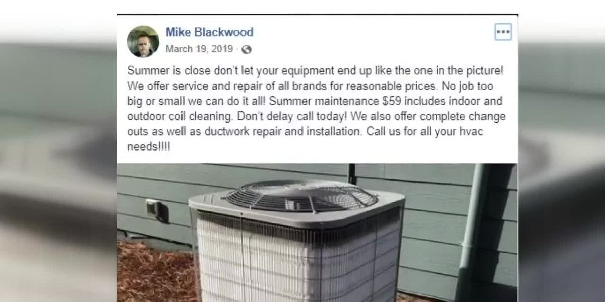'He gave me so many excuses': Customers warn others after purchasing HVAC system on Facebook Marketplace