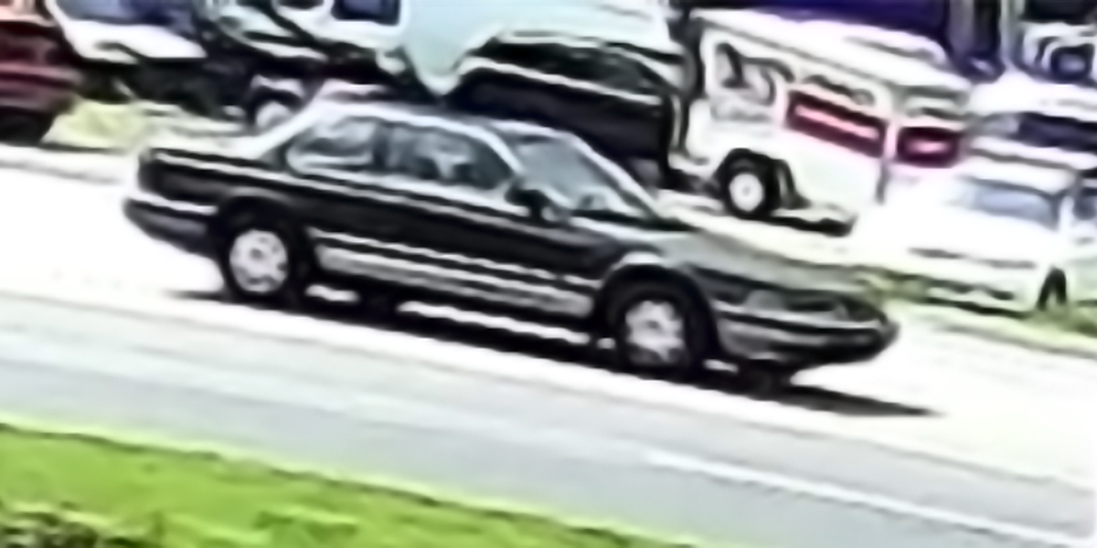 Vehicle of interest sought in Conway shooting investigation