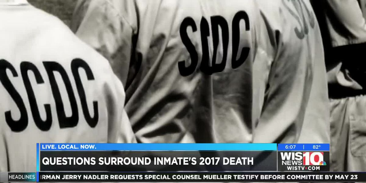 Attorney to discuss video of inmate found fatally stabbed at Turbeville Correctional Institution