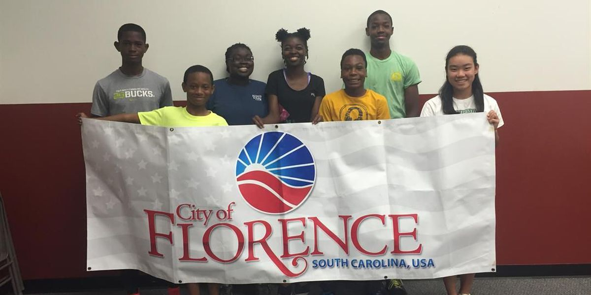 Florence one of five U.S. cities sending a team to Olympics' International Children's Games