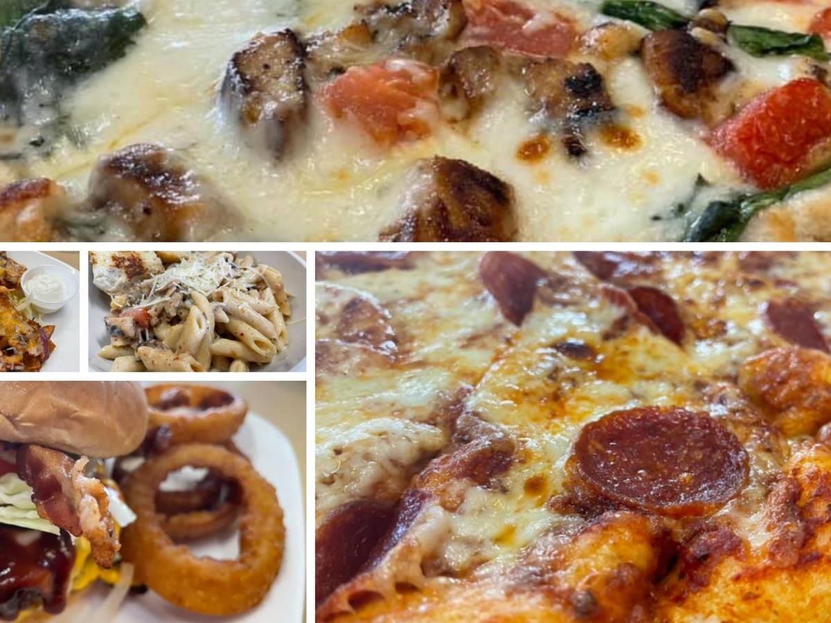 Dining With Dockery: Ramani's Pizza