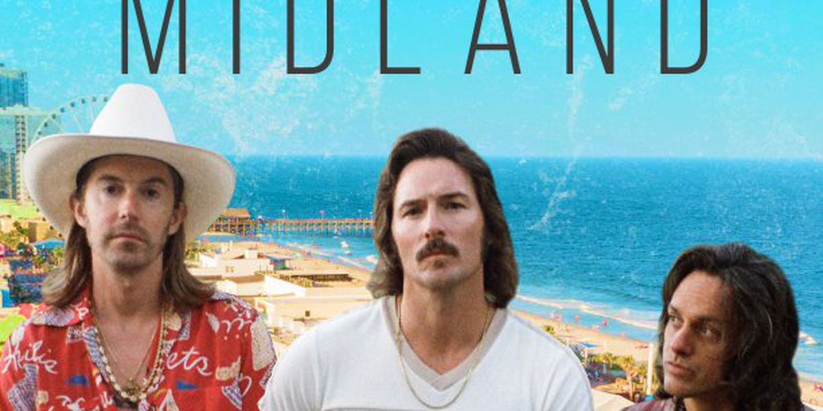 Midland scheduled to perform at 2019 CCMF