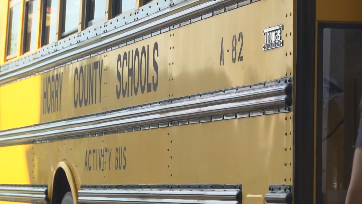 Here's what you need to know as Horry County Schools opens its doors to a new school year