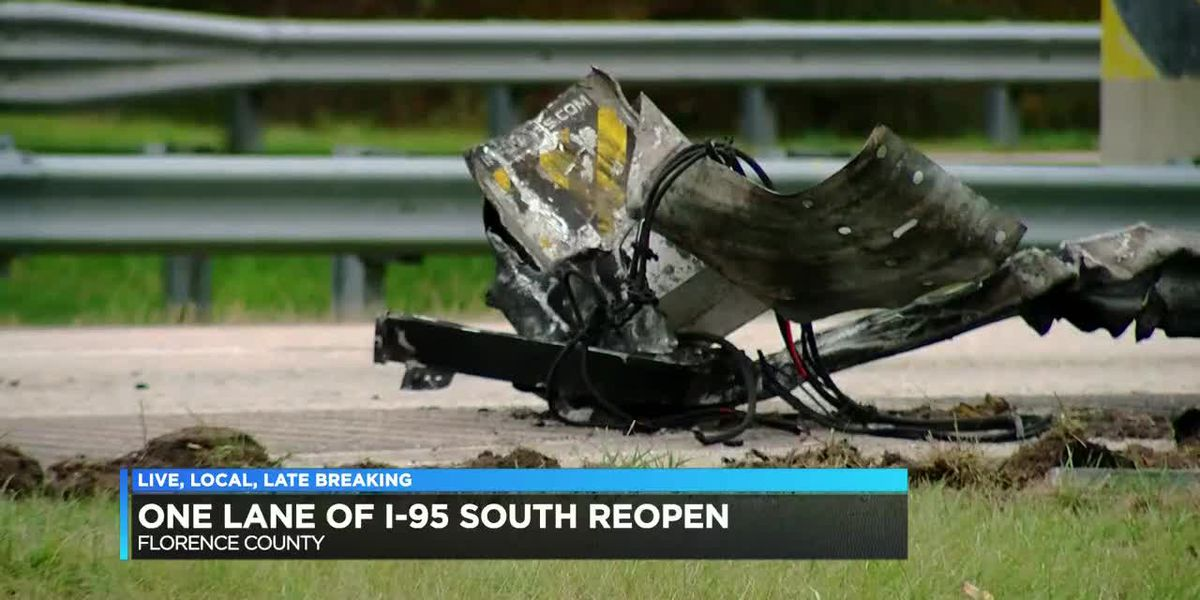 Crash causes delays on I-95