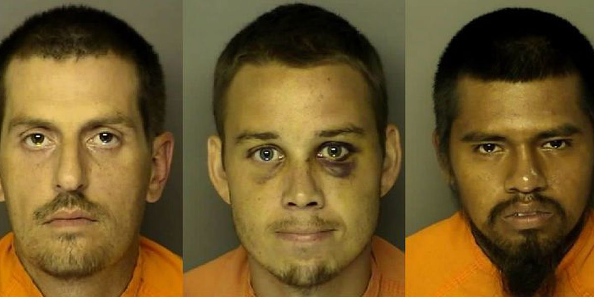 Horry County deputies need help locating three alleged criminals