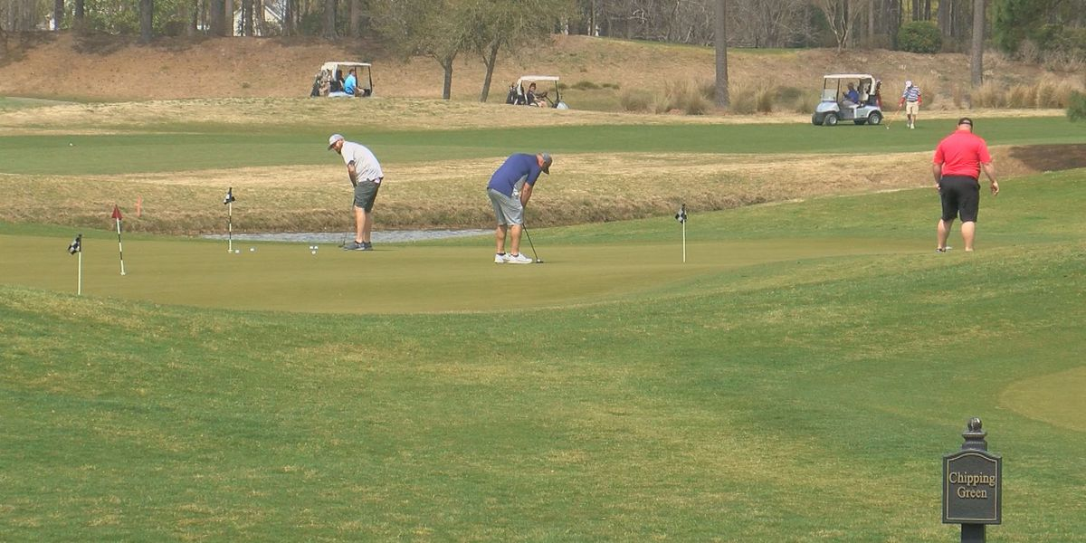 Grand Strand golf industry getting close to pre-pandemic levels
