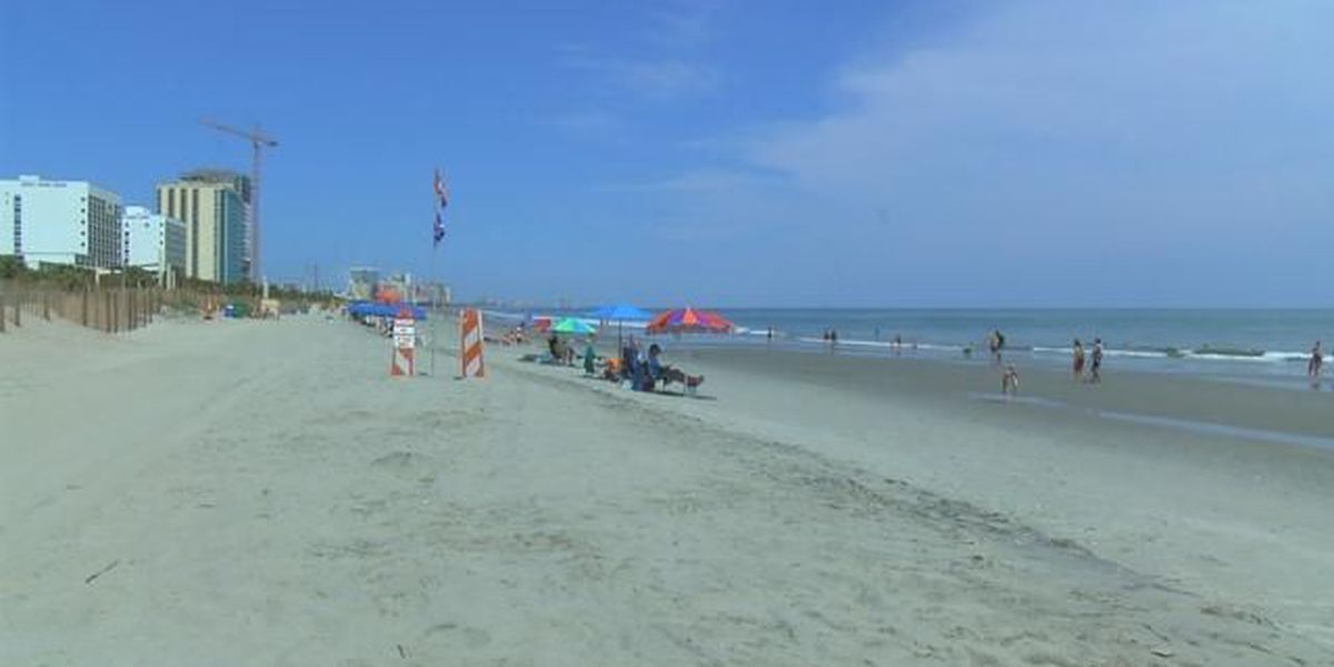 City of Myrtle Beach officials urge being prepared if evacuations are called