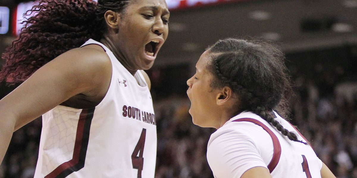 Gamecocks named preseason No. 1 in AP women's basketball poll for first time in program history