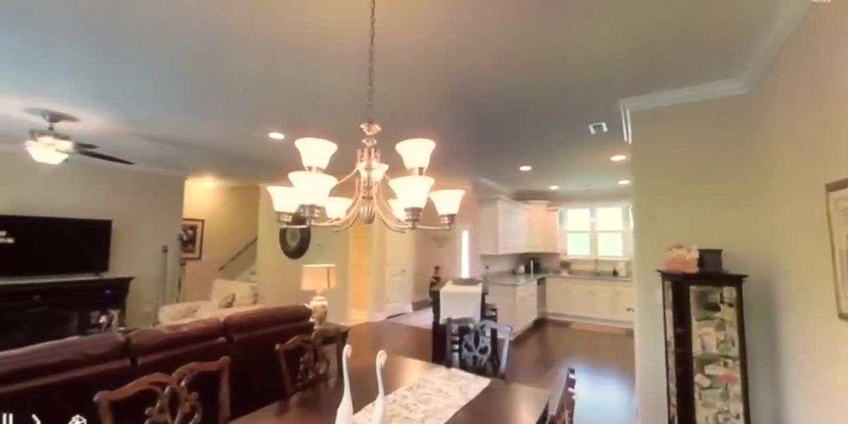 Homeowner concerned about safety after photos of her home are posted on real estate sites