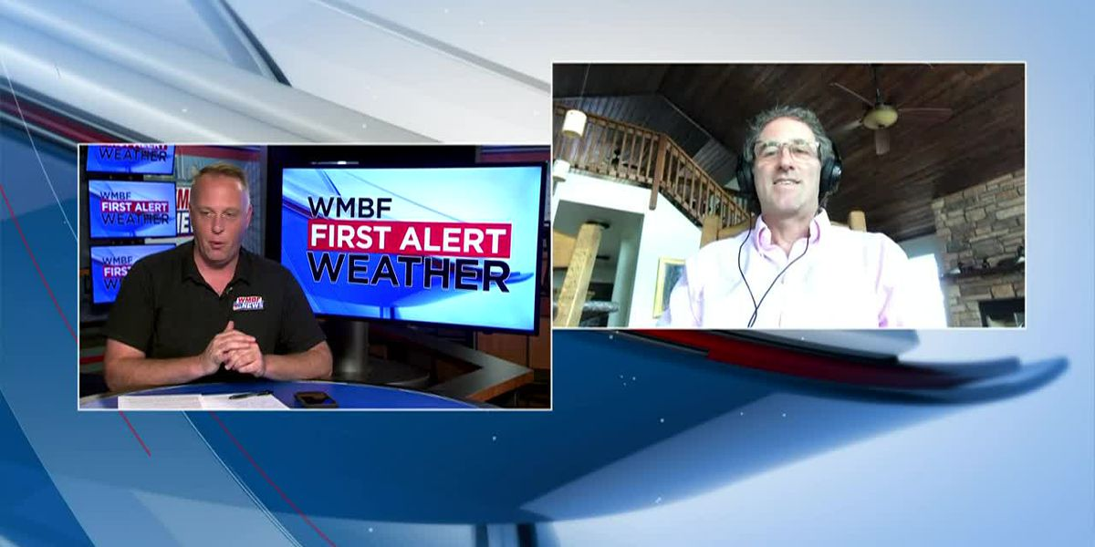 Interview about WMBF being certified most accurate