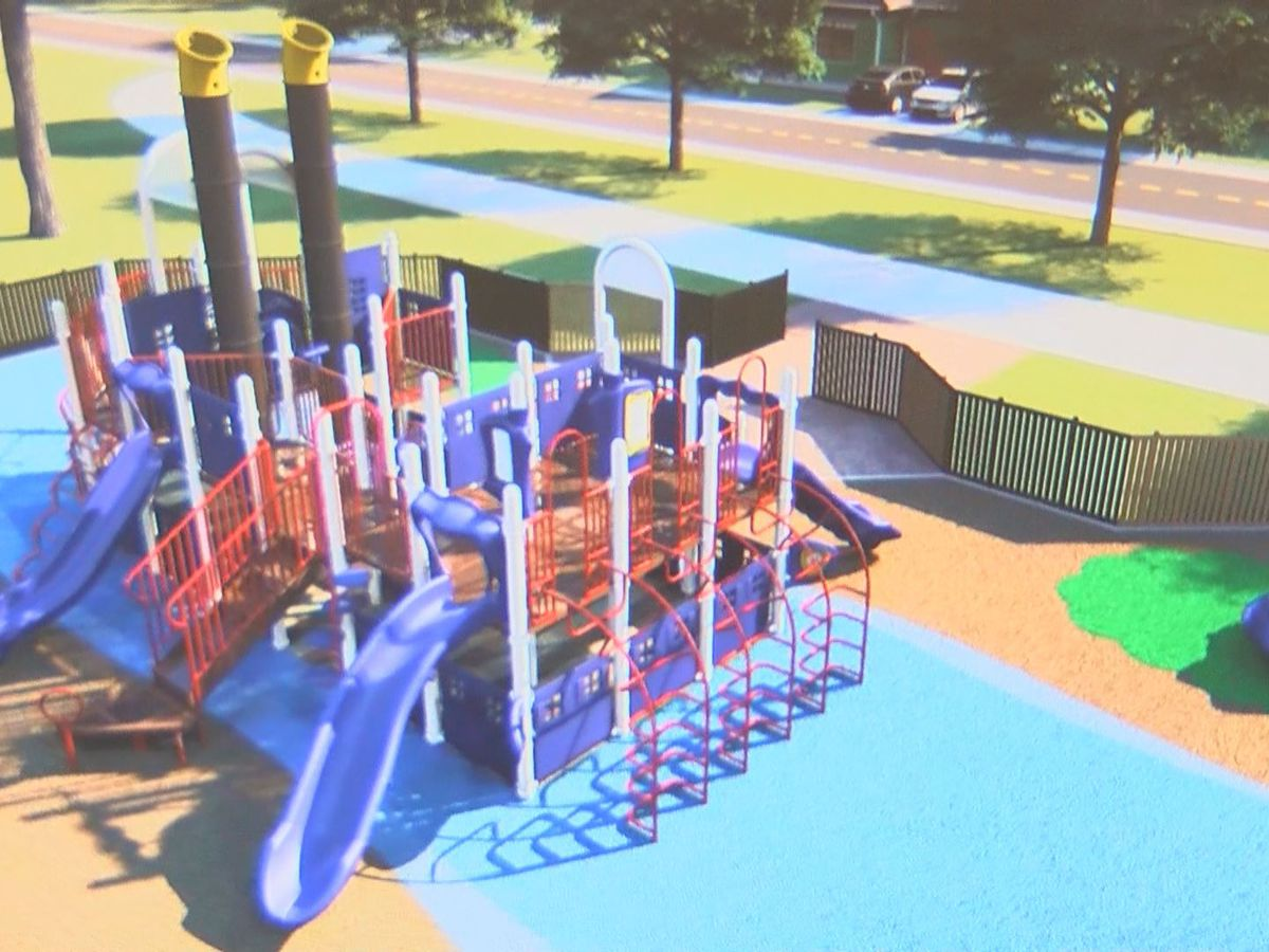 Conway moves forward with plans to rebuild riverfront playground