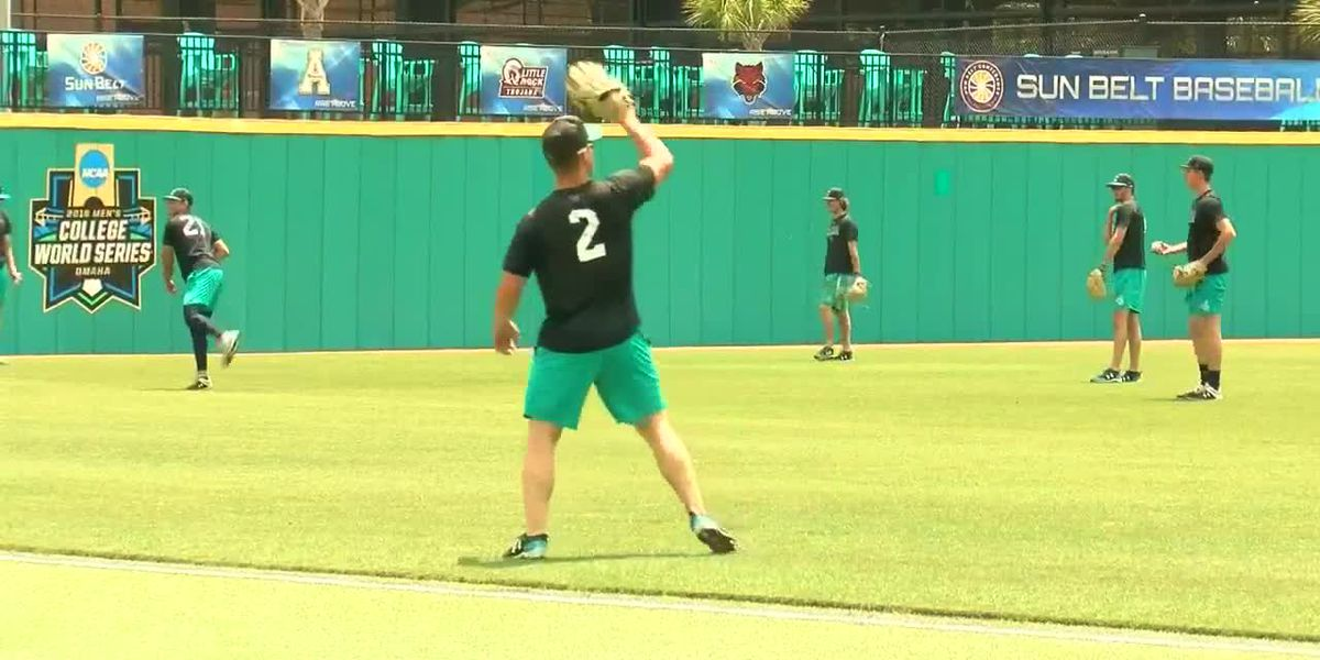 CCU prepares to take the mound in Sun Belt Conference Baseball Tournament