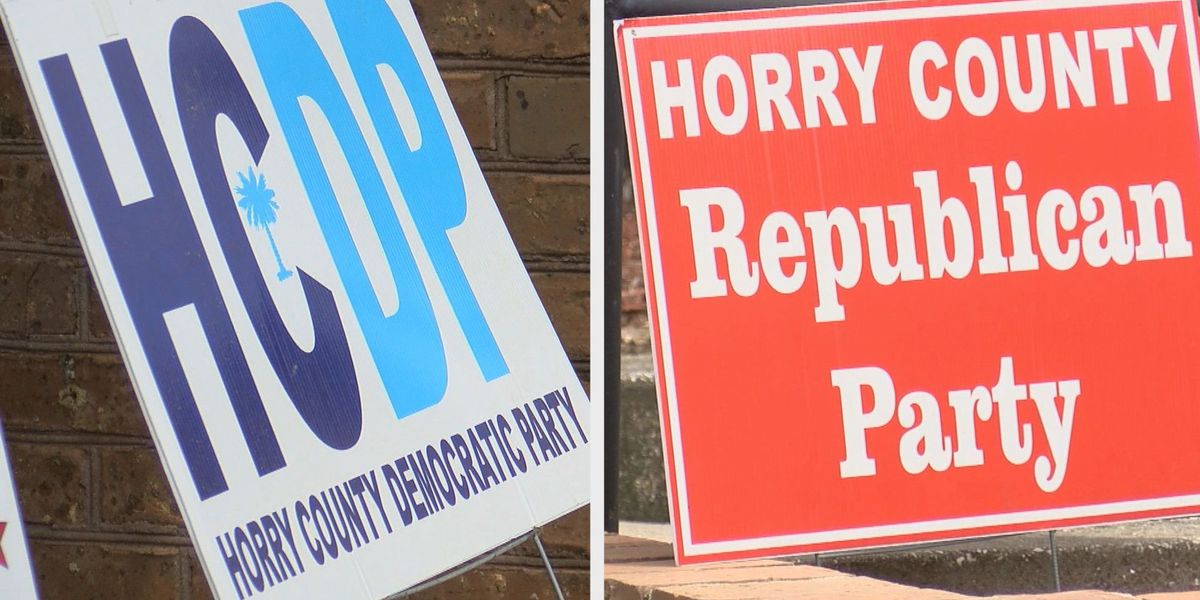 Horry County GOP, Democratic parties gear up for big changes at upcoming party conventions