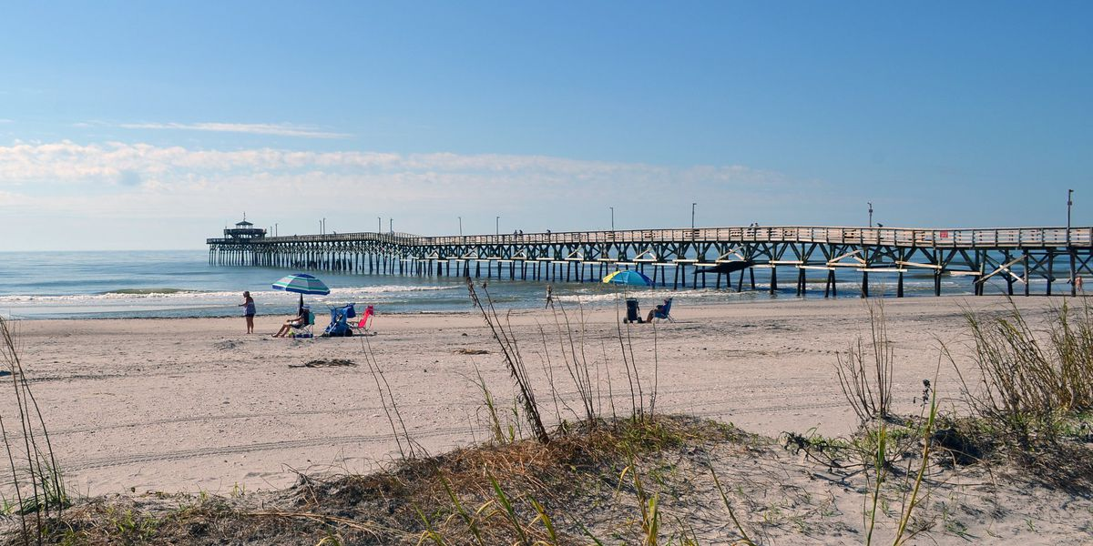 Cherry Grove Beach in NMB named one of the top beaches nationwide