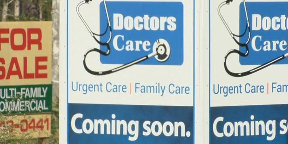Doctors Care to open new location near backgate by mid-summer 2016