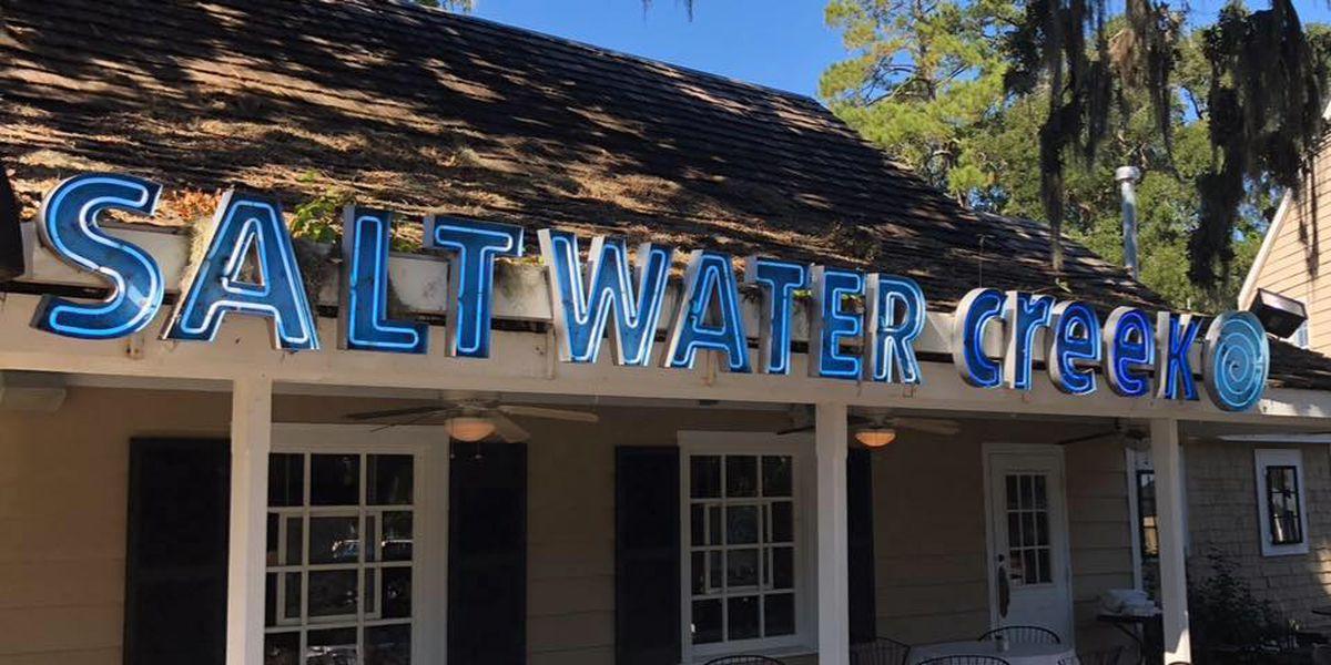 Citing financial reasons, Murrells Inlet's Salt Water Creek Cafe closes