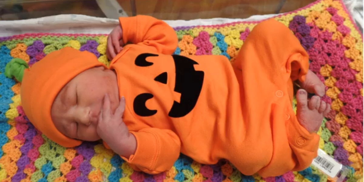 Grand Strand Medical Center welcomes the newest pumpkins to the patch